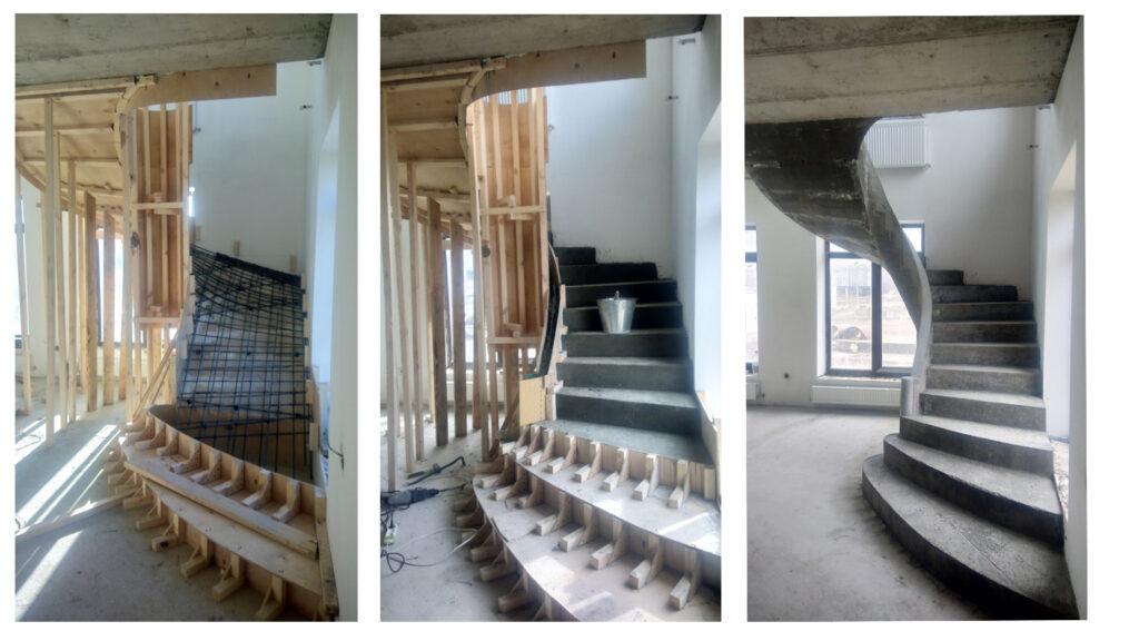 Лестница в Симферополе на заказ