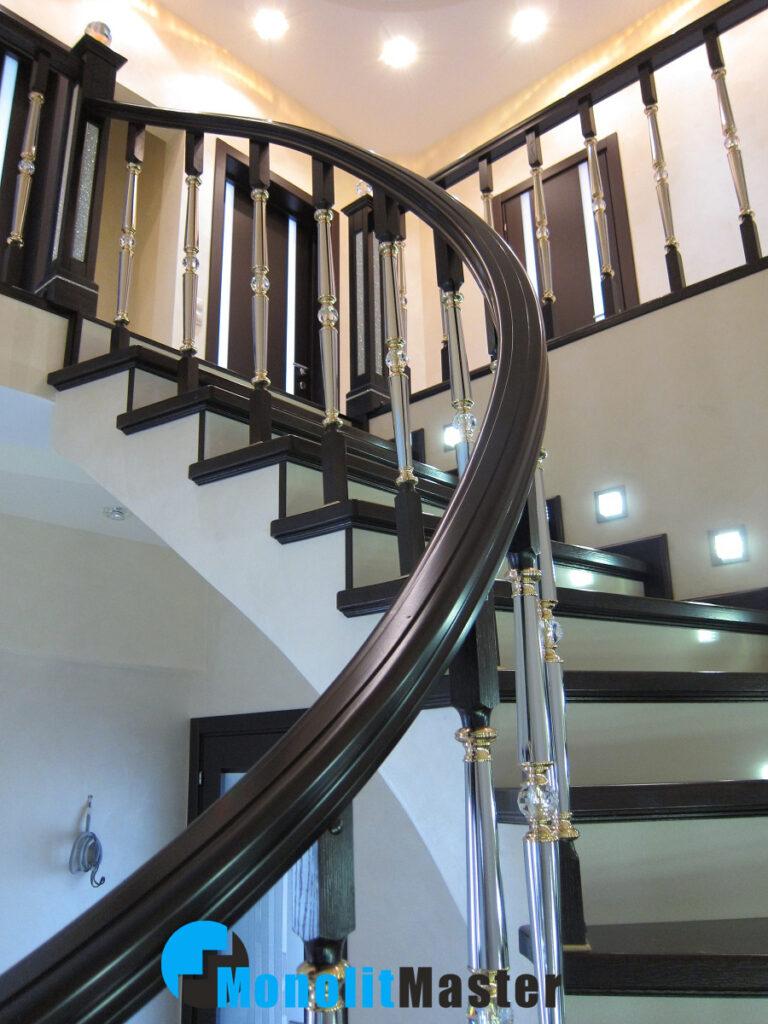 ограждение лестницы симферополь